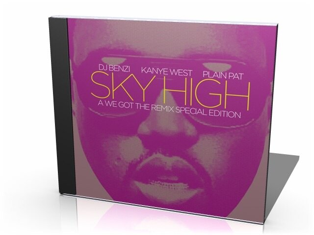 DJ Benzi & Kanye West - Sky High (We Got The Remix Special Edition) ( 2008 )