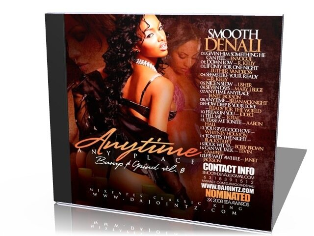 DJ Smooth Denali - Anytime Anyplace (Bumpin & Grin ...