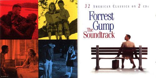 OST Forrest Gump / Форрест Гамп (1994)