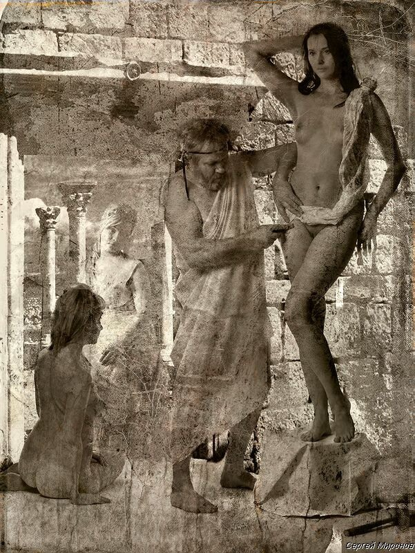 Эротика в древней греции онлайн