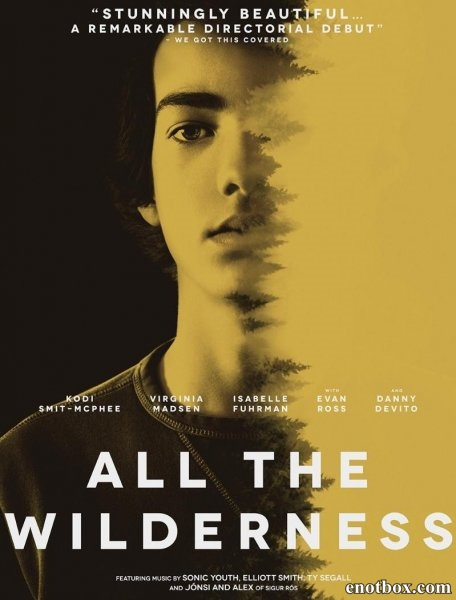 Дикая природа Джеймса / All the Wilderness (2014/WEB-DL/WEB-DLRip)
