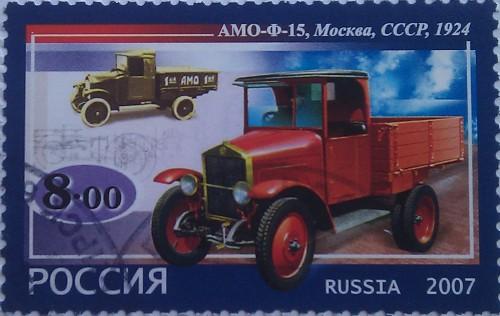 2007 грузовик красн 8