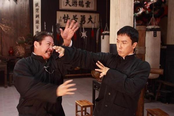 В новом фильме «Ип Ман 3» не будет виртуального Брюса Ли