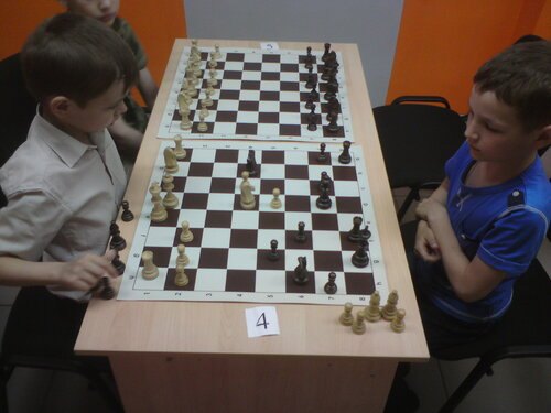 федерация шахмат турнир