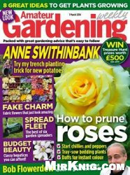 Журнал Amateur Gardening - 1 March 2014