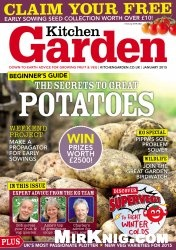 Журнал Kitchen Garden - January 2015