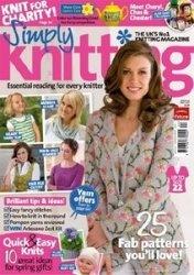 Журнал Simply Knitting №5 2010