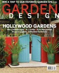 Журнал Garden Design - March 2010
