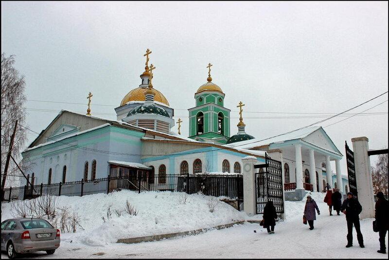 Полевской 9685 Церковь Святой Троицы