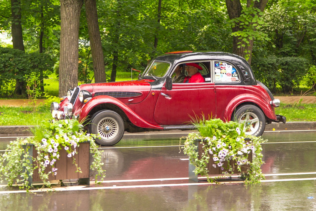 BMW 321 1949 года выпуска