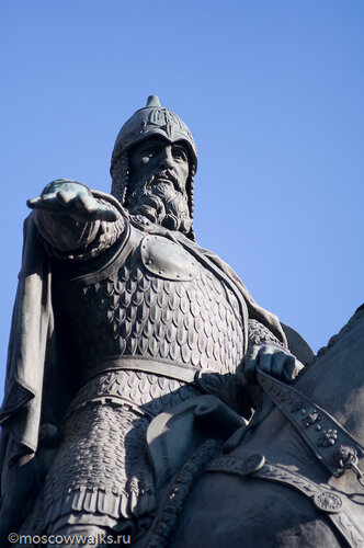 Из Летописи - 11 апреля 1147 г  ...