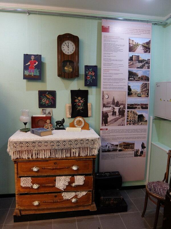 Новосибирск - Музей Центрального района - Комод
