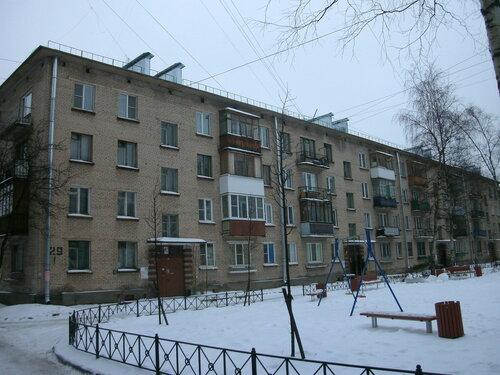 Октябрьская ул. 29