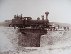 11. Испытания моста на 531-й версте