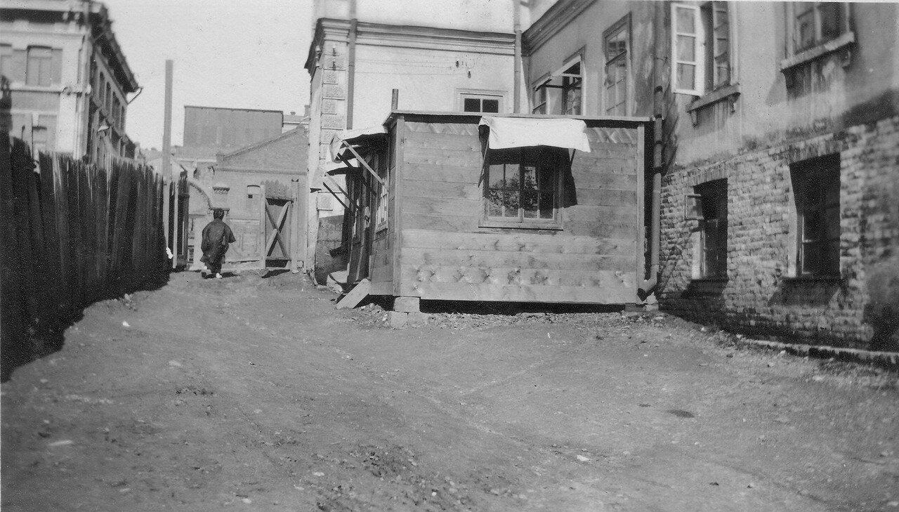 Дом наследников рыбопромышленника Галичанина (Фонтанная 26)