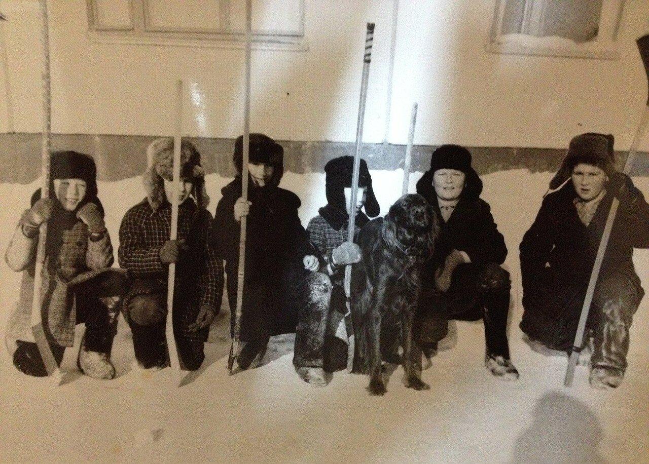 1983. Ленинградское шоссе 39