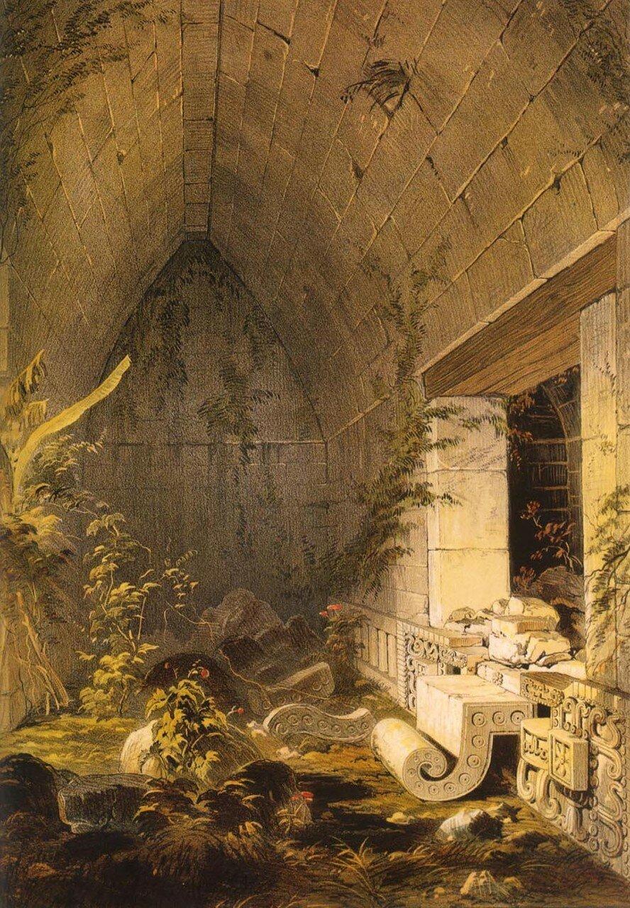 09. Кабах. Внутри главного здания