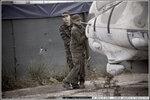 Детишки доламывают вертолёт — кладбище самолётов на Ходынке