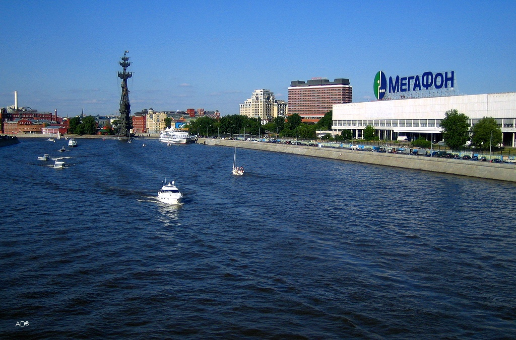 Москва плавательная