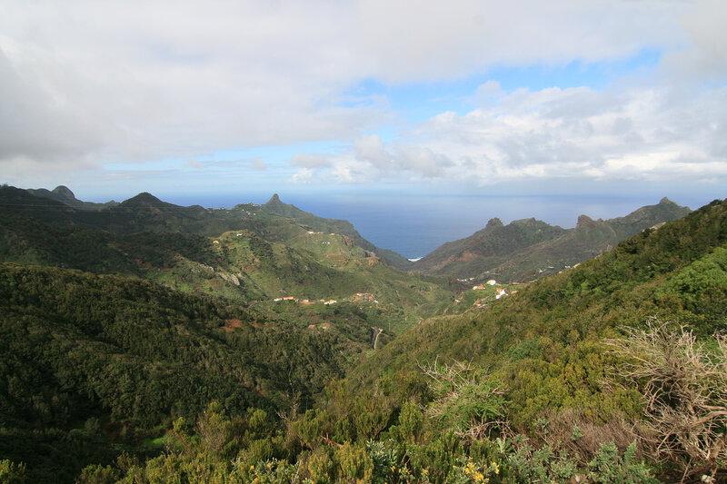 Tenerife, Anaga