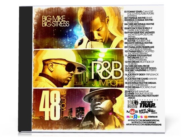 Big Mike & Big Stress - R&B Jumpoff 48 ( 2008 )
