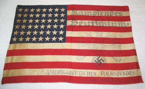 Флаг Германо-Американского Союза