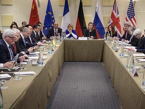 Иран и «шестерка» в «нескольких метрах» от соглашения
