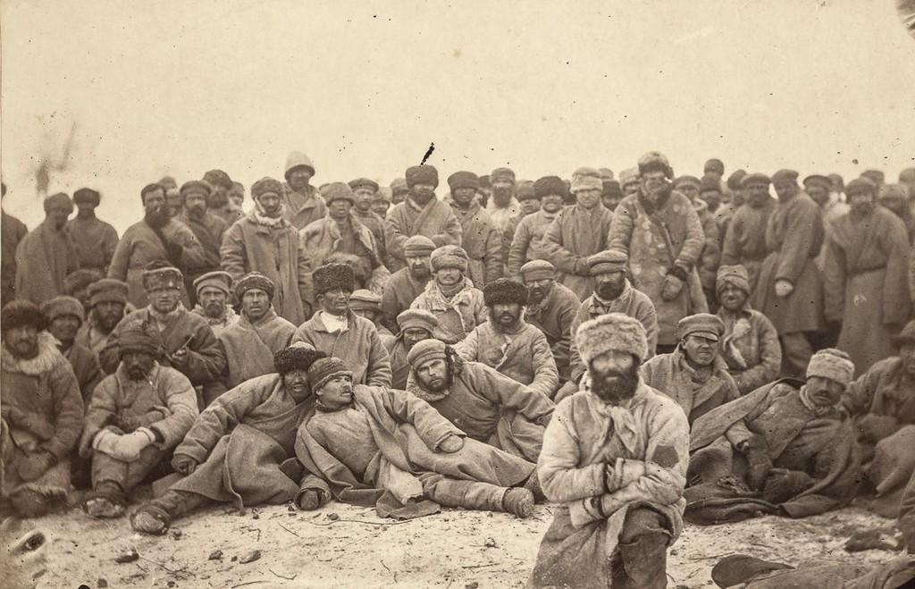 «Сибирь и ссылка» каторжники России. 1885-86 годы.