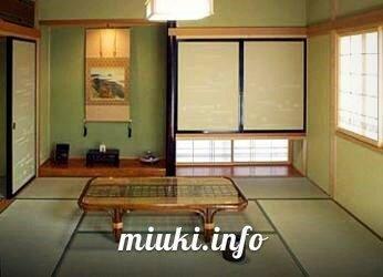 Комната в японском стиле – васицу