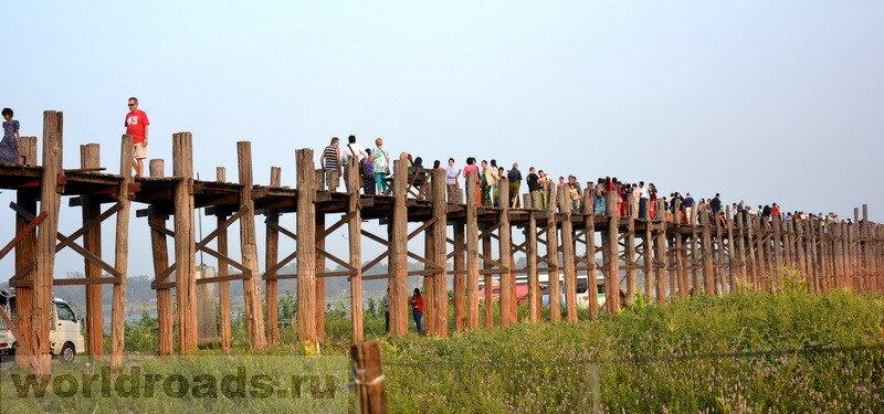 Тиковый мост