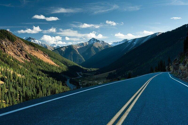 20 самых живописных дорог планеты