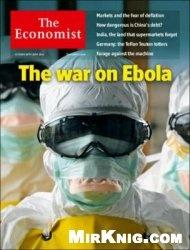 Журнал The Economist - 18 October 2014