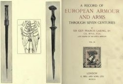 Книга A Record of European Armour and Arms Through Seven Centuries Vol. III