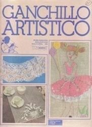 Журнал Artistico Ganchillo №89 1983
