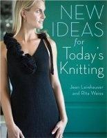 Книга New Ideas for Todays Knitting jpg 114Мб