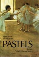 Книга Кантор-Гуковская А. Western European pastels from Soviet museums