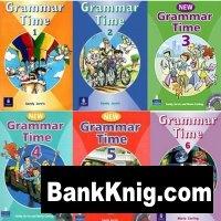 Аудиокнига Jervis S., Carling M. - Grammar Time Level 1-6