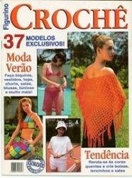 Журнал Figurino croche Ano 1 №5
