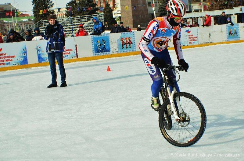 Дрифт, Саратов, Театральная площадь, 01 марта 2015 года