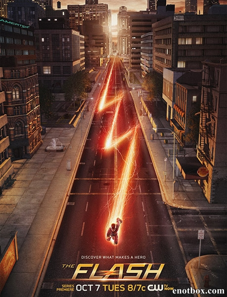 Флэш / The Flash - Полный 1 сезон [2014, WEB-DLRip | WEB-DL 1080p] (LostFilm | NewStudio)