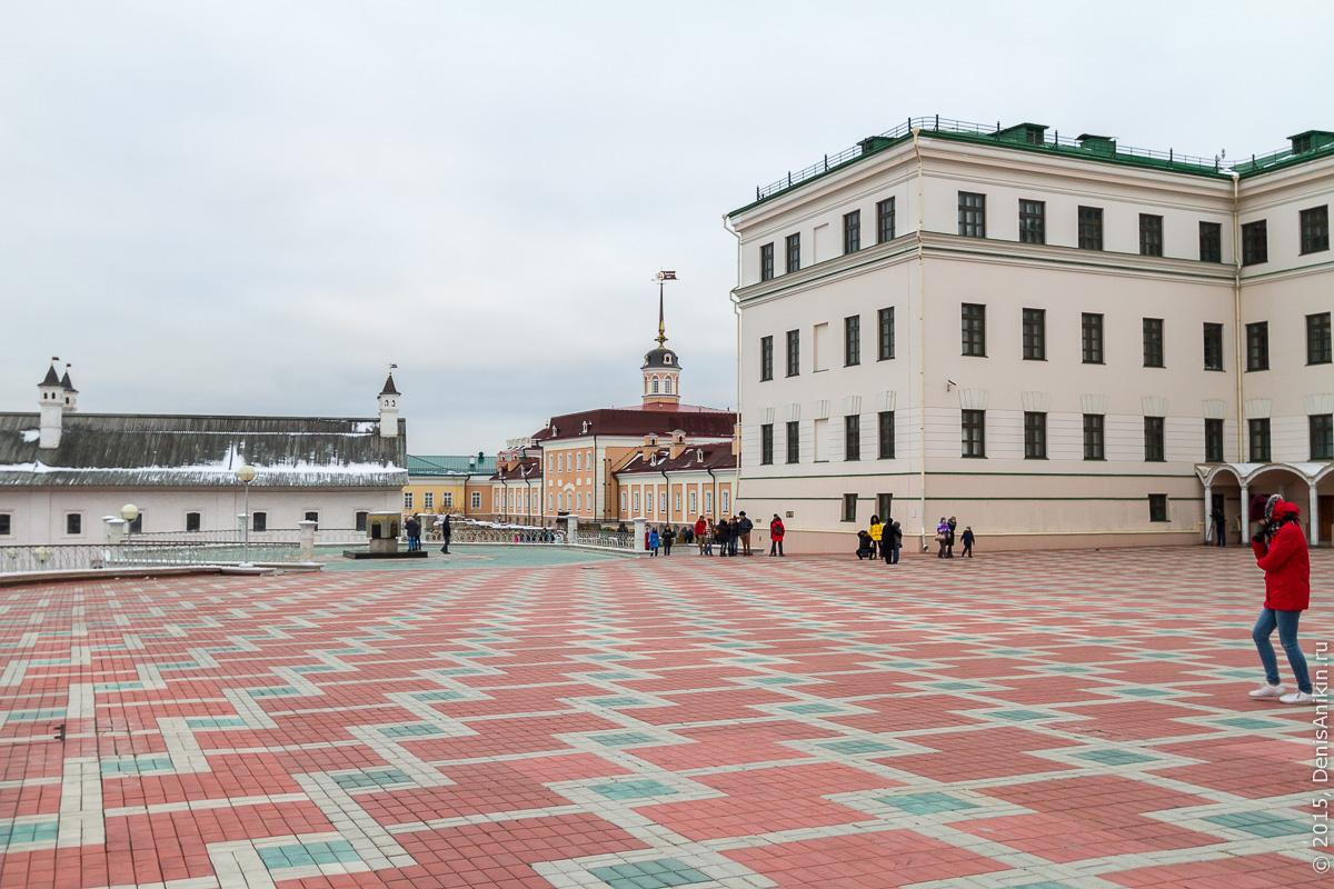 Казанский кремль 14