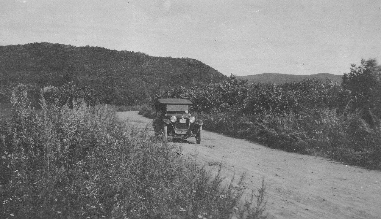 Автомобиль Христианского союза «Хадсон», модель 1916 года