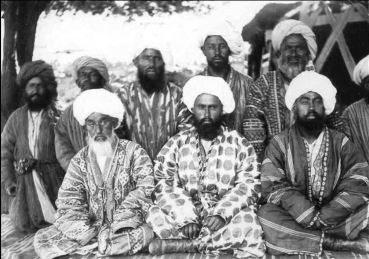 Сборщики податей из Шерабада