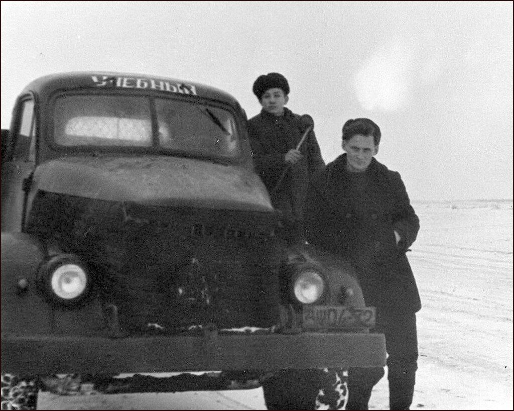 1958. Михайловское УМСХ-38