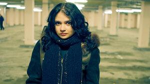 Одиноко девушка, портрет, вечер, da_risa, Наталья