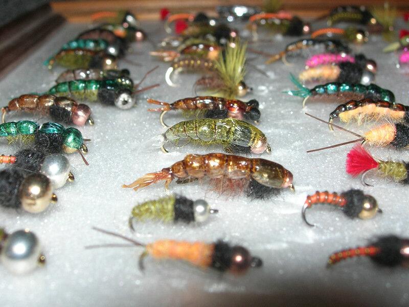 делаем муху для рыбалки