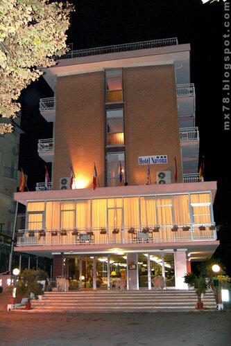 Отель Navona