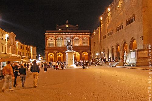 Площадь Кавур