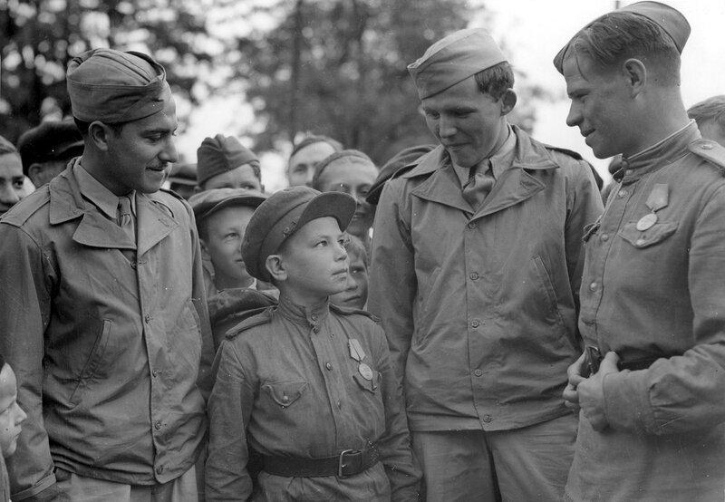 Сержанты американской армии s weinschenker