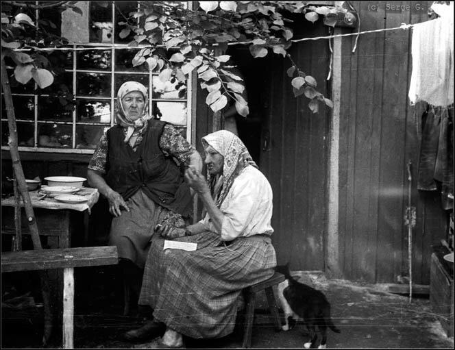Наши бабушки- старушки